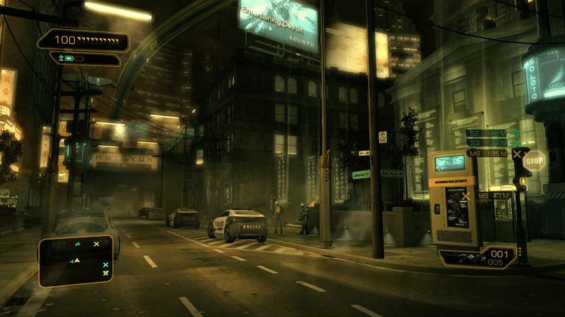 This was a city that never slept.