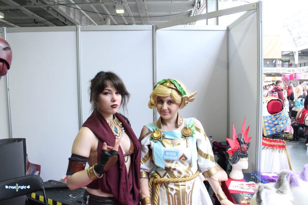 Featured image for Photos from HyperJapan July 2018