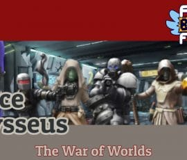 Stream thumbnail for Space Odysseus: War of the Worlds