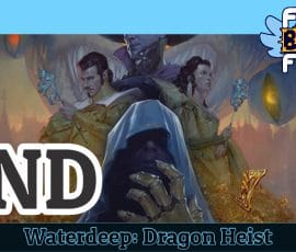 Stream thumbnail for Waterdeep: Dragon Heist