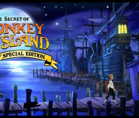 Stream thumbnail for Secrets of Monkey Island